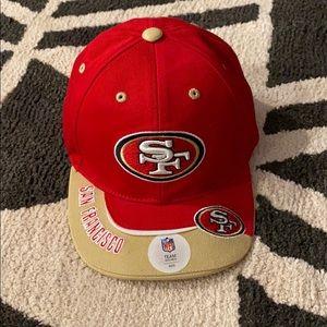 San Francisco 49ers KIDS TEAM head wear